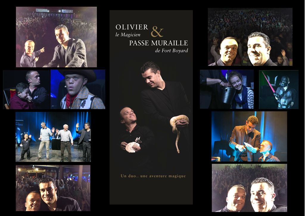 montage doc photos et selfies DUO OLM et PM